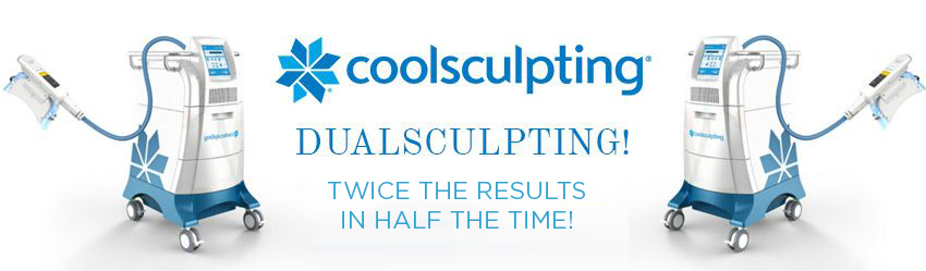 dualsculpting at Calvin Chan Aesthetic & Laser Clinic